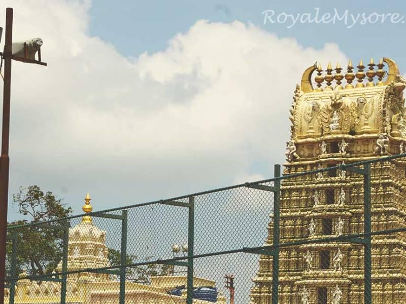 Chamundeshwari Temple Gopuram