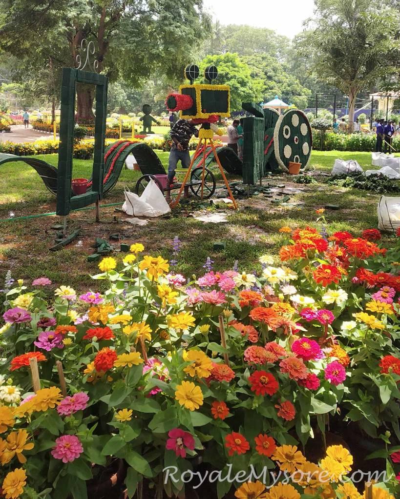 Floral Camera, Kuppanna Park