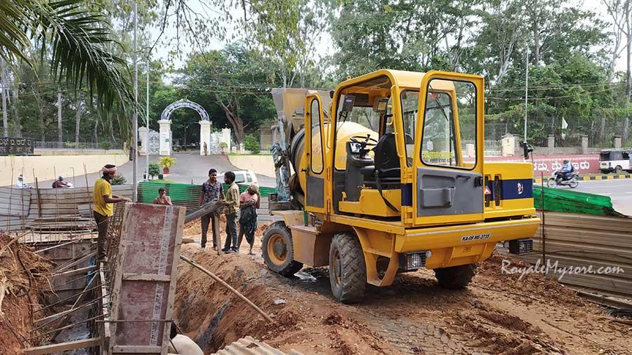 Mysore Rail Museum Renovation