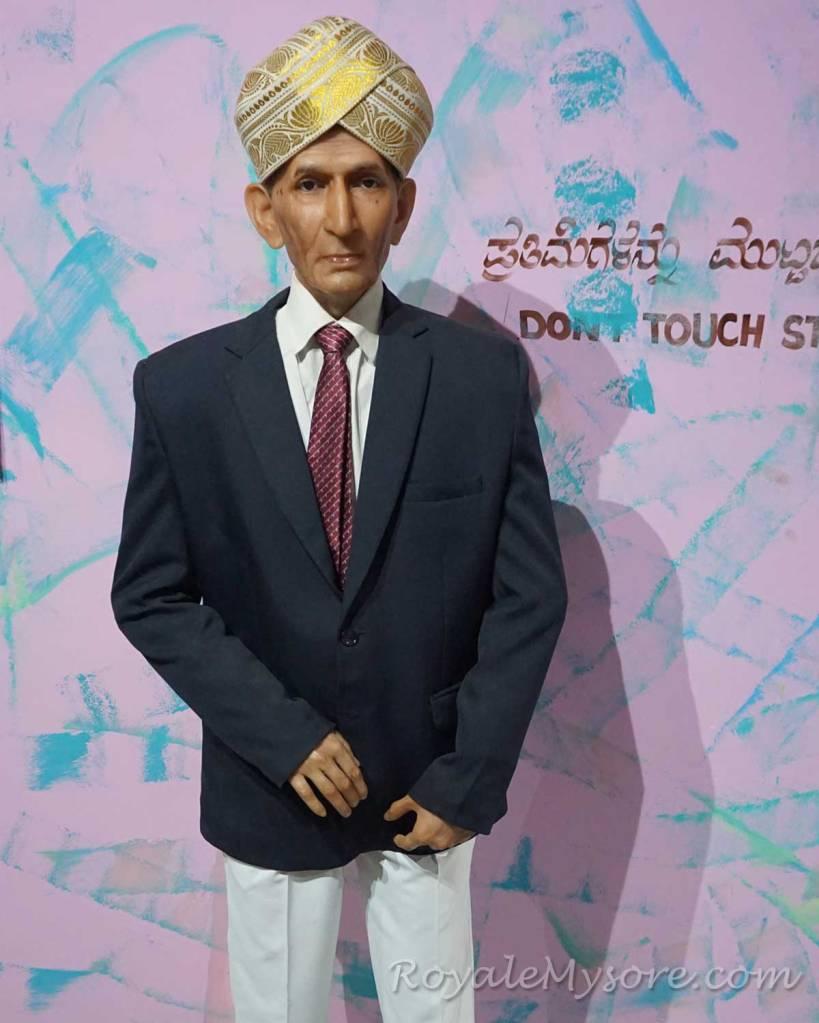 Sir M Visveswaraya