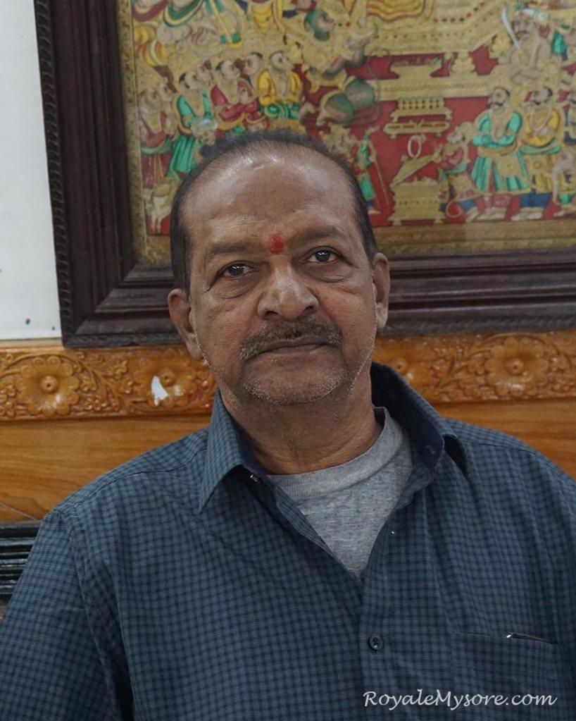 Vittal Rao, Vishnu Kala Arts, Mysore